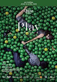 """Movie poster for """"PLAY OPERA DE PARIS"""""""