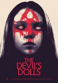 "Movie poster for ""THE DEVIL'S DOLLS"""