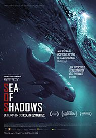 """Movie poster for """"SEA OF SHADOWS"""""""