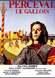 """Movie poster for """"PERCEVAL LE GALLOIS"""""""