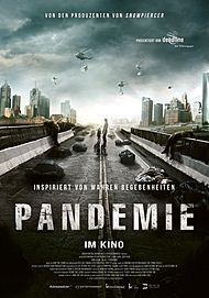 "Movie poster for ""Pandemie"""