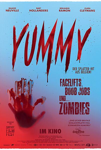 """Filmplakat für """"YUMMY"""""""