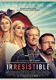 """Affiche du film """"IRRESISTIBLE"""""""