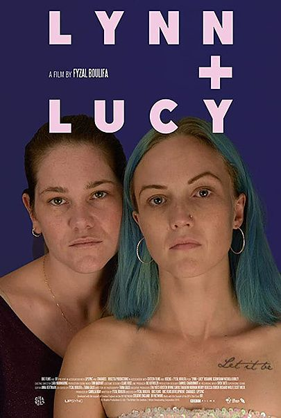 """Movie poster for """"Lynn + Lucy"""""""