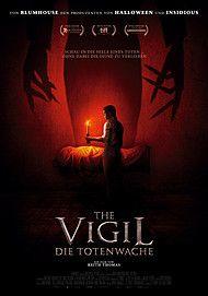 """Filmplakat für """"THE VIGIL - DIE TOTENWACHE"""""""