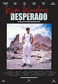 """Filmplakat für """"WIM WENDERS, DESPERADO"""""""
