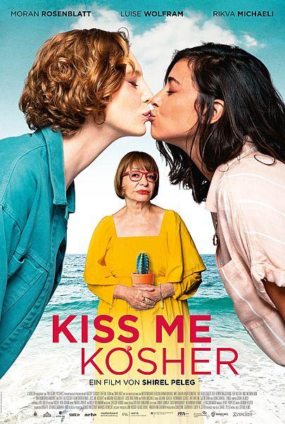 "Movie poster for ""KISS ME KOSHER"""