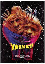 """Movie poster for """"KIN-DZA-DZA!"""""""