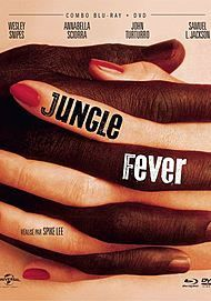 """Movie poster for """"JUNGLE FEVER"""""""