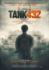 "Movie poster for ""TANK 432"""