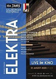 """Filmplakat für """"SALZBURGER FESTSPIELE LIVE: ELEKTRA (2020)"""""""