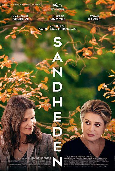 """Movie poster for """"SANDHEDEN"""""""