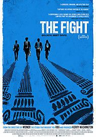 "Movie poster for ""THE FIGHT"""