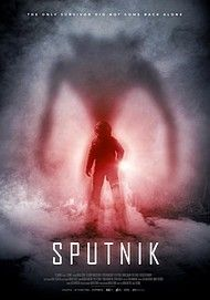 "Movie poster for ""SPUTNIK"""