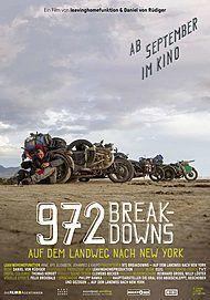 """Filmplakat für """"972 BREAKDOWNS"""""""