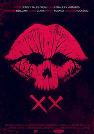 "Movie poster for ""XX"""