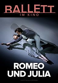 "Movie poster for ""BOLSCHOI 20-21: ROMEO AND JULIET"""
