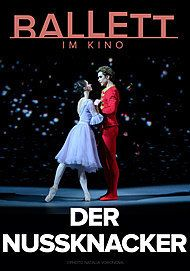 "Movie poster for ""BOLSCHOI 20-21: THE NUTCRACKER"""