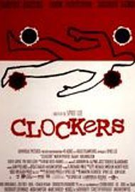 """Movie poster for """"CLOCKERS"""""""