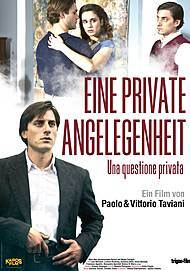 """Filmplakat für """"EINE PRIVATE ANGELEGENHEIT"""""""