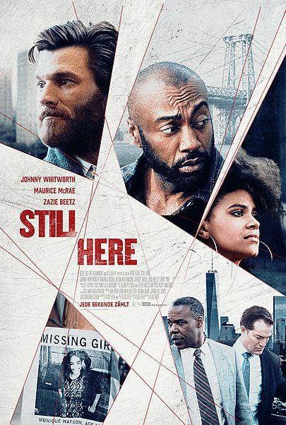 """Filmplakat für """"STILL HERE"""""""
