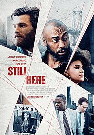 "Movie poster for ""STILL HERE"""