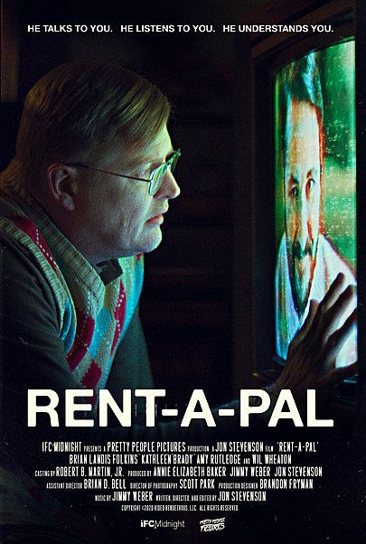"Movie poster for ""RENT-A-PAL"""