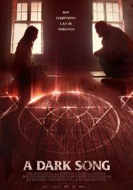 "Movie poster for ""A DARK SONG"""
