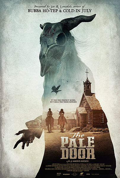 """Movie poster for """"THE PALE DOOR"""""""