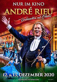 """Filmplakat für """"André Rieu: Weihnachten mit André"""""""
