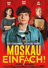 """Filmplakat für """"MOSKAU EINFACH!"""""""