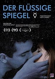 """Filmplakat für """"DER FLÜSSIGE SPIEGEL"""""""