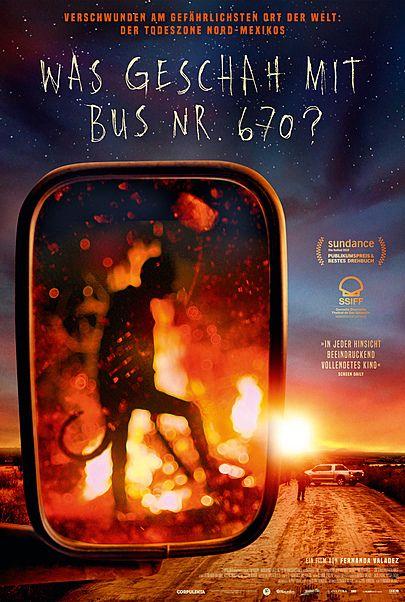 """Filmplakat für """"WAS GESCHAH MIT BUS 670?"""""""