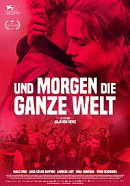 """Movie poster for """"UND MORGEN DIE GANZE WELT"""""""