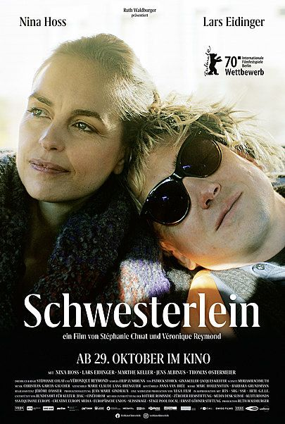 "Movie poster for ""SCHWESTERLEIN"""