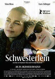 """Movie poster for """"SCHWESTERLEIN"""""""