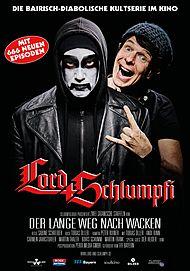 """Filmplakat für """"LORD & SCHLUMPFI - DER LANGE WEG NACH WACKEN"""""""