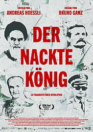 "Movie poster for ""DER NACKTE KÖNIG"""