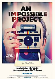 """Filmplakat für """"AN IMPOSSIBLE PROJECT"""""""