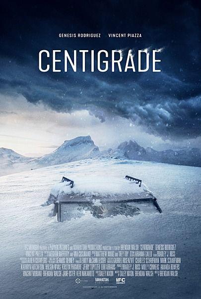 "Movie poster for ""CENTIGRADE"""
