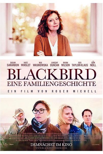 """Filmplakat für """"BLACKBIRD"""""""