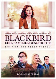 "Movie poster for ""BLACKBIRD"""