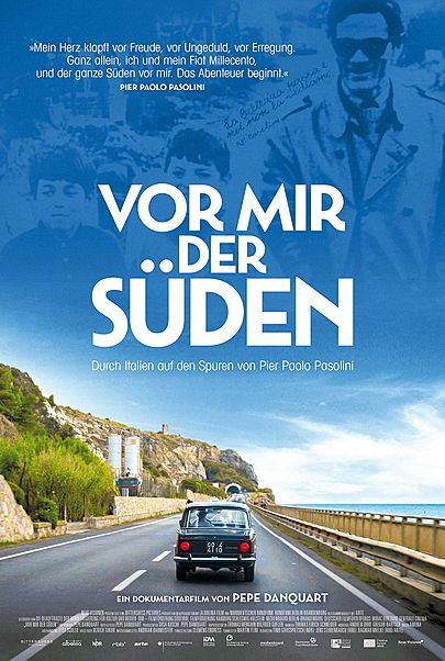 "Movie poster for ""VOR MIR DER SÜDEN"""