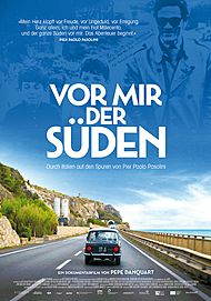 "Movie poster for ""VOR MIR DER SÜDEN"""