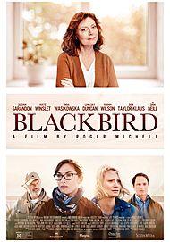 "Movie poster for ""BLACKBIRD"""