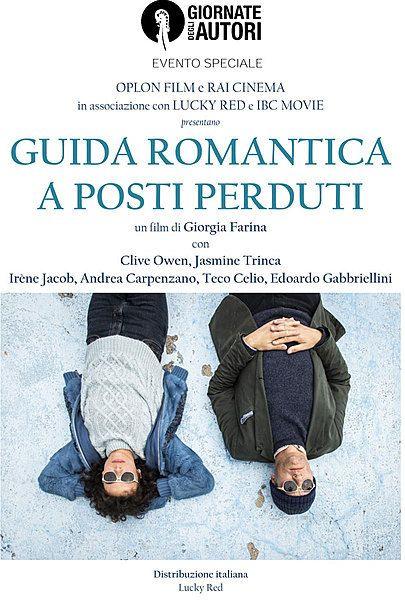 """Movie poster for """"Guida Romantica a Posti Perduti"""""""