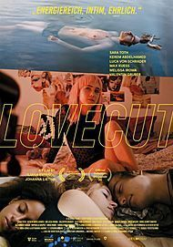 "Movie poster for ""LOVECUT"""