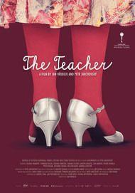 "Movie poster for ""THE TEACHER"""