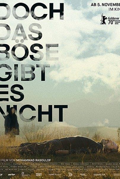 """Filmplakat für """"DOCH DAS BÖSE GIBT ES NICHT """""""
