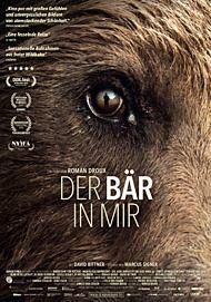 "Movie poster for ""DER BÄR IN MIR"""